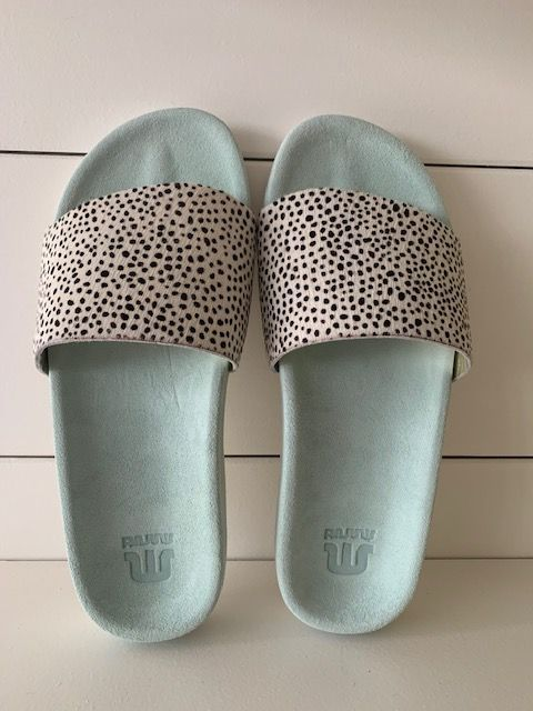 Marutti slippers Mint  (03 - ) - Hype Fashion (Schoten)